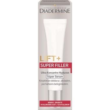 Diadermine  Lift Super Filler Serum 30ml Renksiz